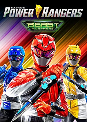 Power Rangers Beast Morphers: Season 1
