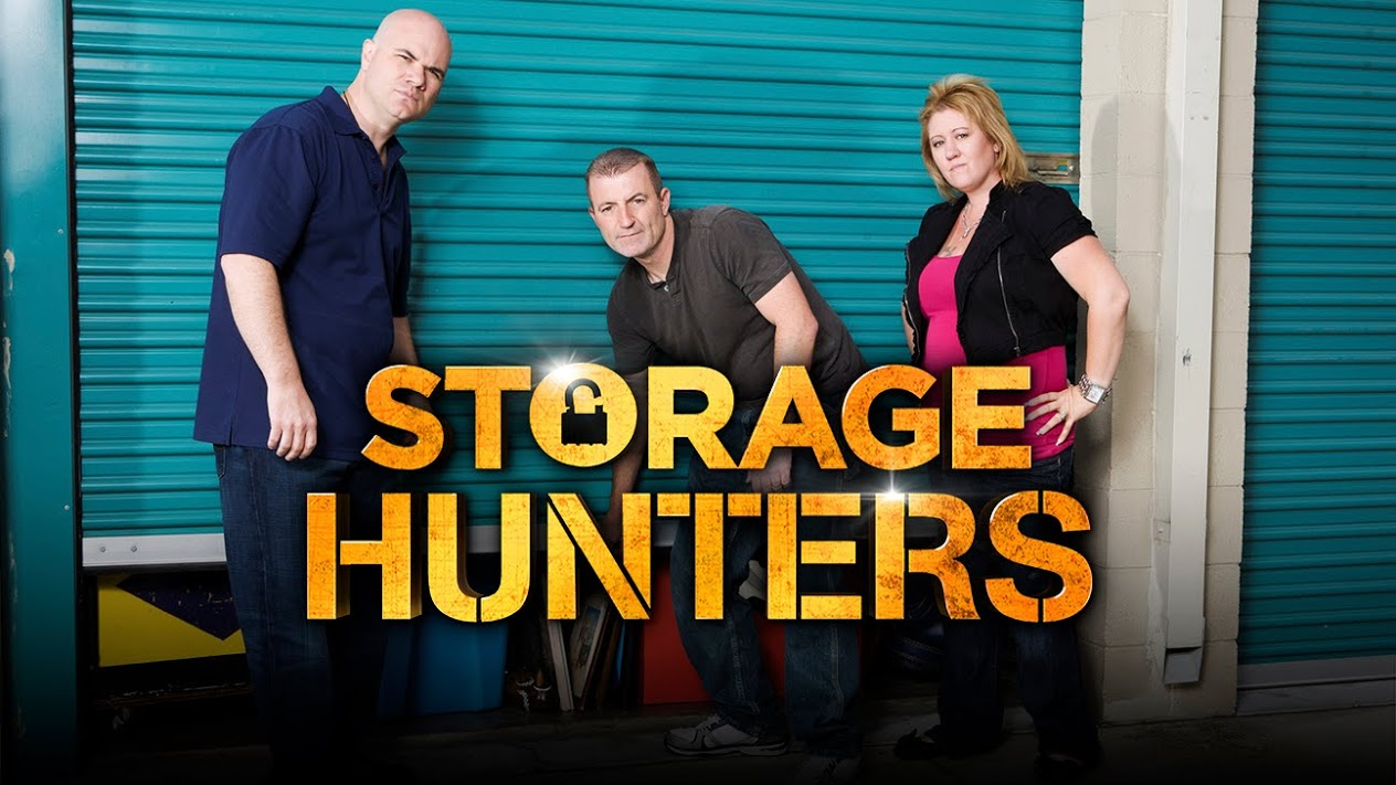 Storage Hunters Uk: Season 1