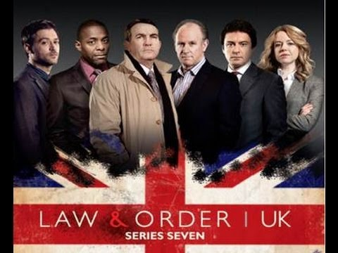 Law & Order: Uk: Season 7