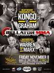 Bellator 107 Kongo Vs Graham