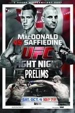 Ufc Fight Night 54 Prelims
