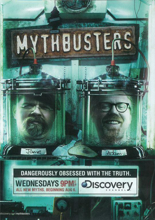Mythbusters: Season 18