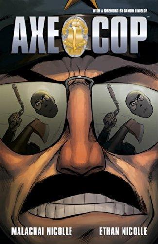 Axe Cop: Season 2