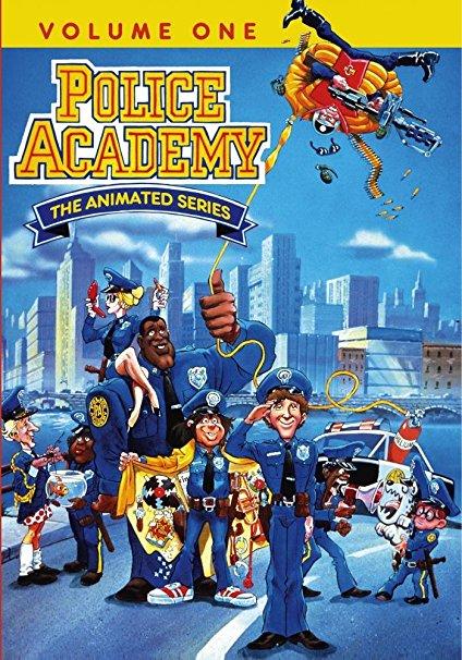 Police Academy: Animated Series