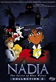 Nadia: Secret Of Blue Water - The Motion Picture