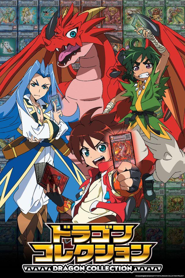 Dragon Half : Season 1