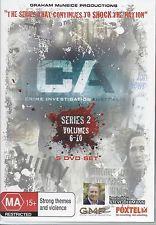 Cia: Crime Investigation Australia: Season 4