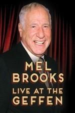 Mel Brooks Live At The Geffen