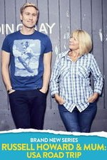 Russell Howard And Mum: Usa Road Trip: Season 1