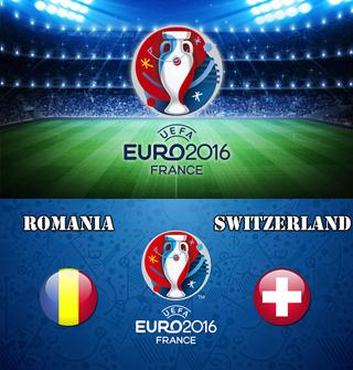 Uefa Euro 2016 Group A Romania Vs Switzerland