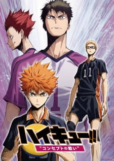 Haikyuu!! Movie 4: Concept No Tatakai (sub)
