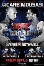 Ufc Fight Night 50