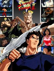 Street Fighter Ii V (sub)