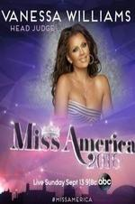 Miss America Competition 2016