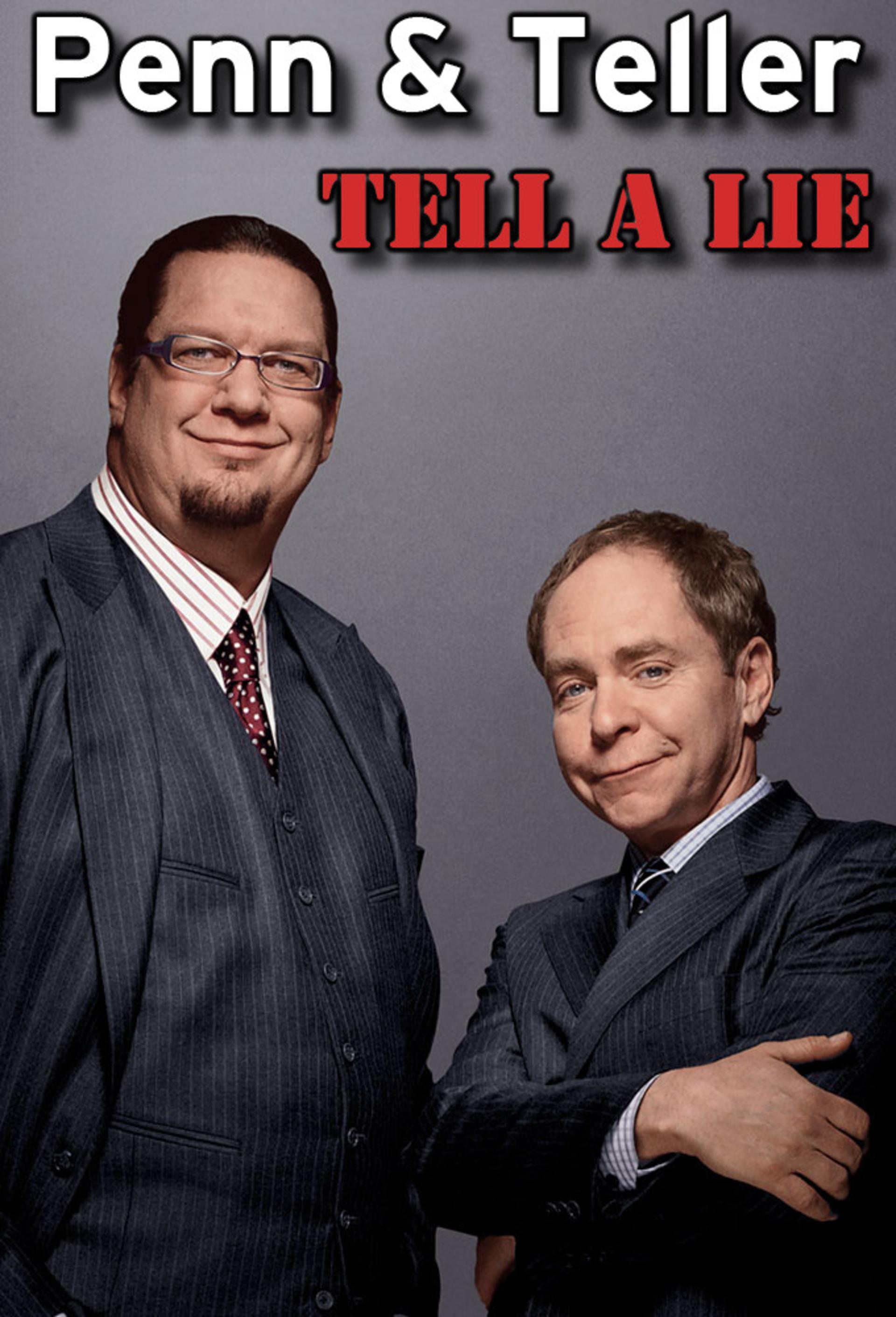 Penn & Teller Tell A Lie: Season 1