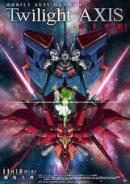 Mobile Suit Gundam: Twilight Axis - Red Blur