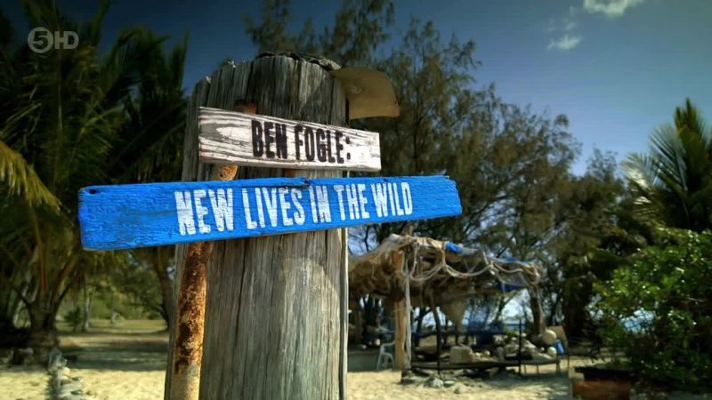 Ben Fogle: New Lives In The Wild: Season 2