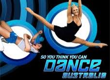 So You Think You Can Dance Australia: Season 1