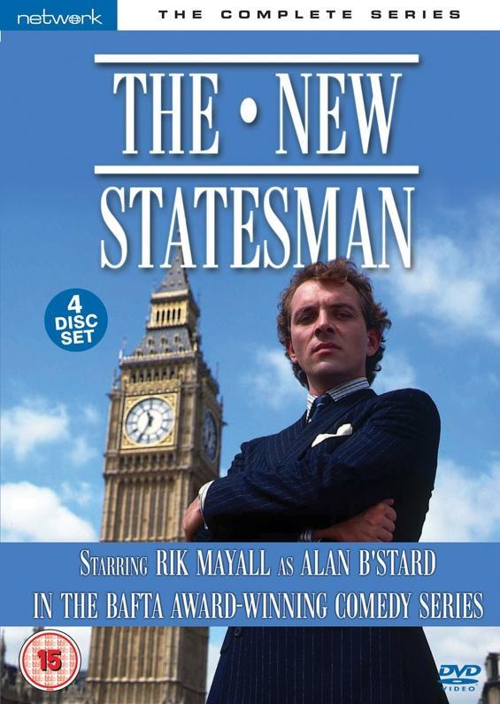 The New Statesman: Season 4