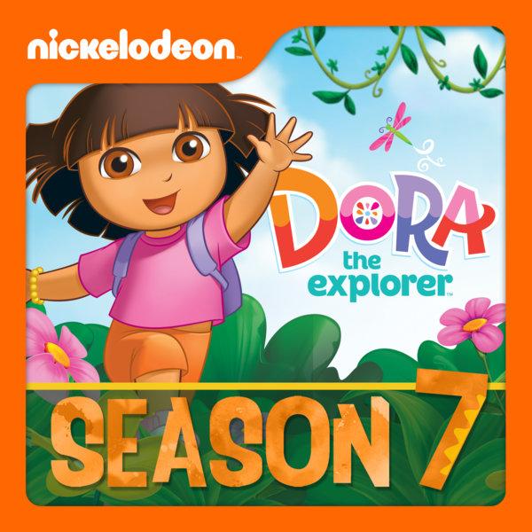 Dora The Explorer: Season 7