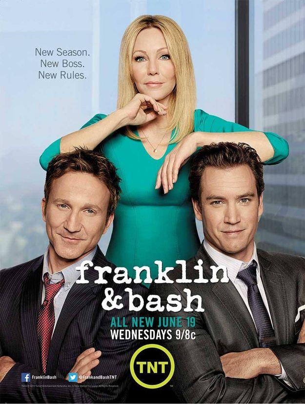 Franklin & Bash: Season 3