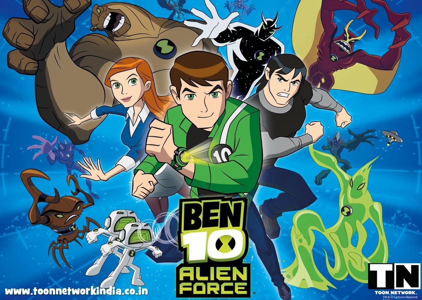 Ben 10: Alien Force: Season 2