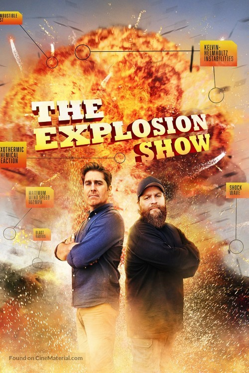 The Explosion Show: Season 1