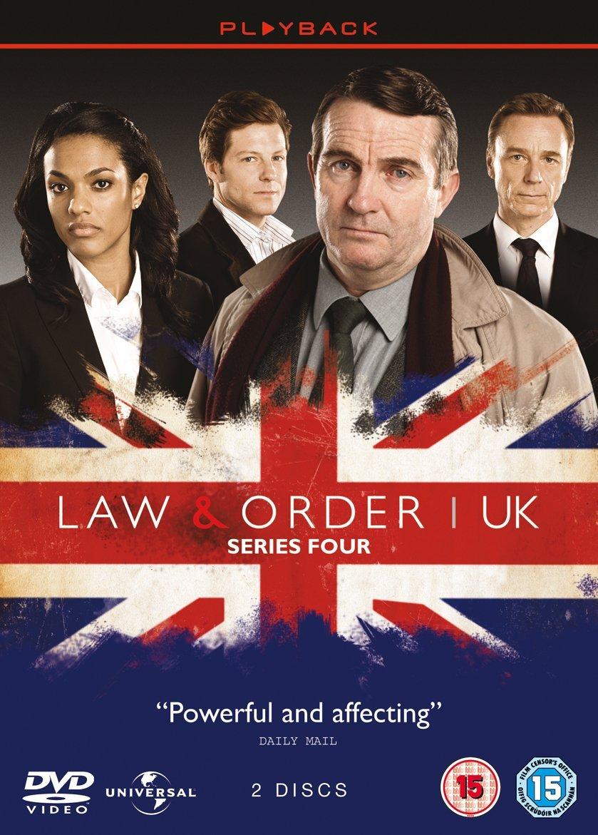 Law & Order: Uk: Season 4