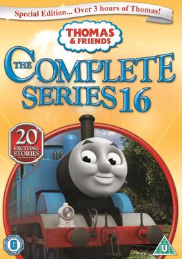 Thomas The Tank Engine & Friends: Season 16