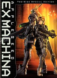 Appleseed Saga: Ex Machina