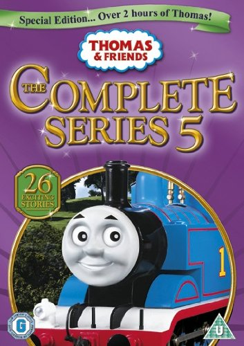 Thomas The Tank Engine & Friends: Season 5