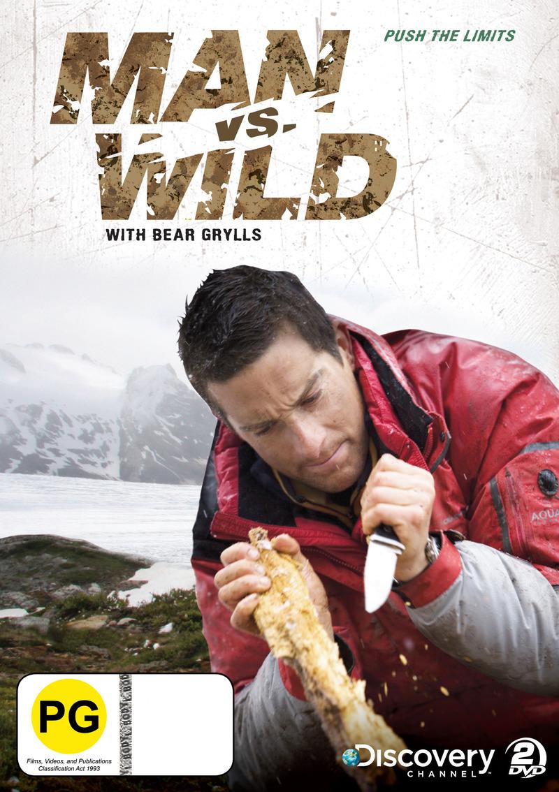 Man Vs. Wild: Season 1