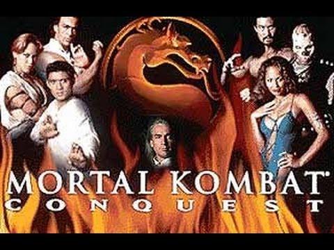 Mortal Kombat: Conquest: Season 1