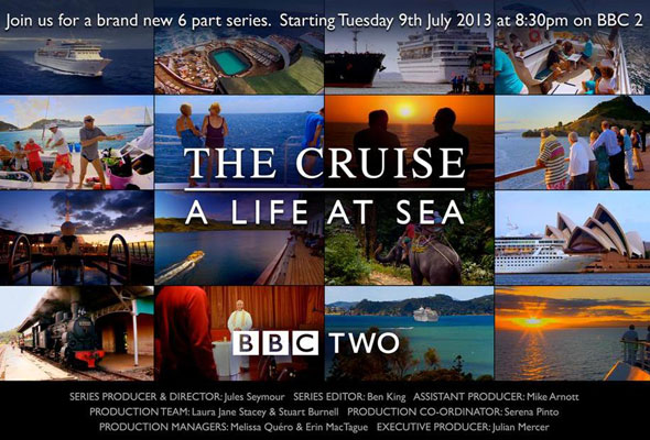 The Cruise: A Life At Sea: Season 1