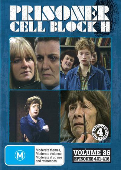 Prisoner Cell Block H