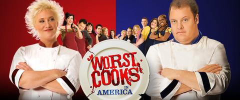 Worst Cooks In America: Season 5