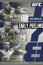 Ufc 178 Early Prelims