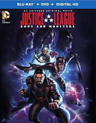Justice League: Gods And Monsters Chronicles: Season 1