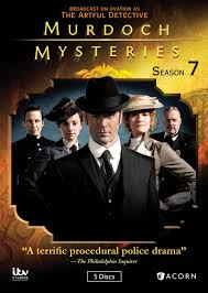 Murdoch Mysteries: Season 7