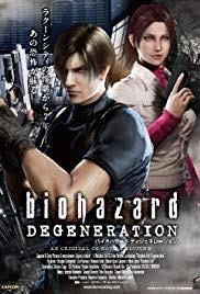 Resident Evil: Vendetta (dub)