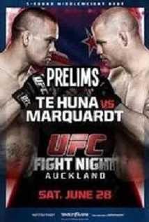 Ufc Fight Night 43 Prelims