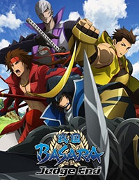 Sengoku Basara: Judge End (dub)