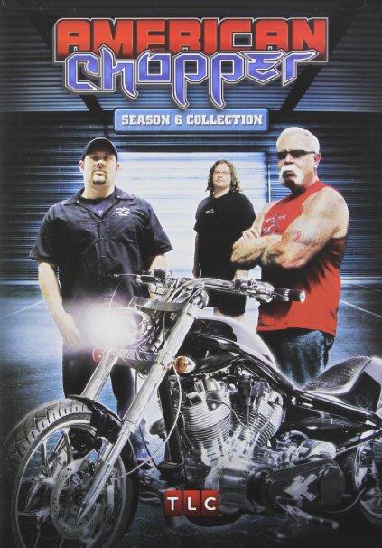 American Chopper: The Series: Season 6