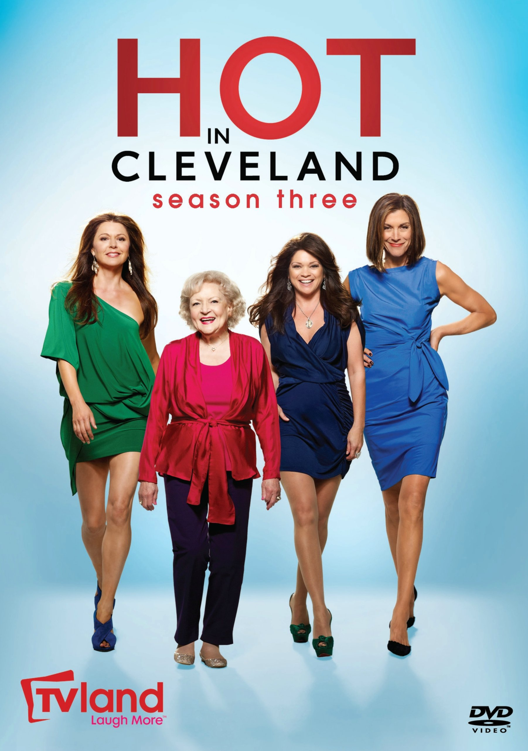 Hot In Cleveland: Season 3