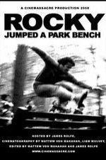 Rocky Jumped A Park Bench