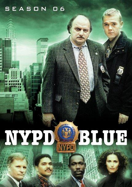 Nypd Blue: Season 6