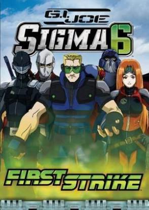 G.i. Joe Sigma Six (dub)