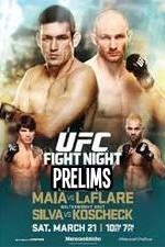Ufc Fight Night 62: Maia Vs. Laflare Prelims (2015)
