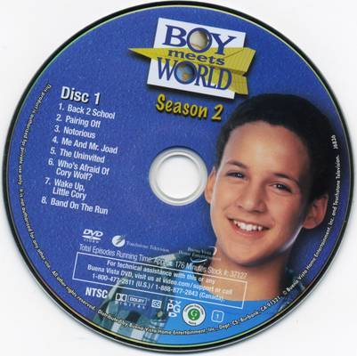 Boy Meets World: Season 2