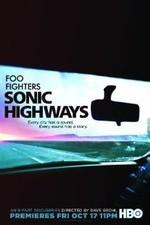 Foo Fighters-sonic Highways: Season 1